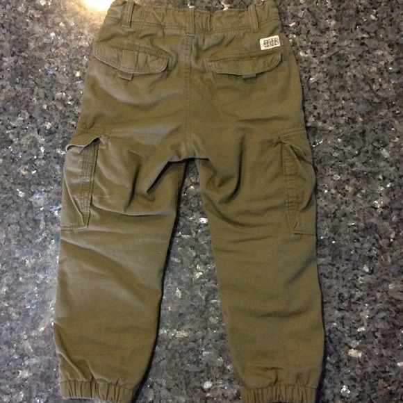 51% off H&M Pants - Boys cargo pants with thermal Lining.. New By ...
