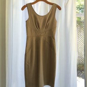 Rachel Zoe Diamond-Inset Sheath Dress Size 0