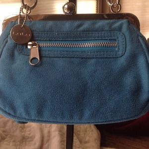 SO AFFORDABLE & CUTETeal clutch
