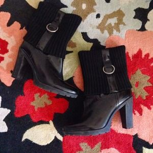Guess Boots - Black Guess Boots
