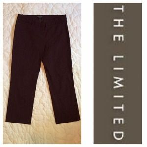 "Drew Fit ""Exact Stretch"" Cropped Trousers"