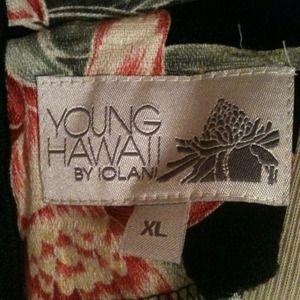 f39bfa020f0 Fashionista worthy Authentic Hawaiian Dress XL