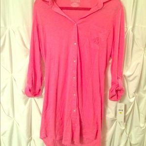 Ralph Lauren pajama dress