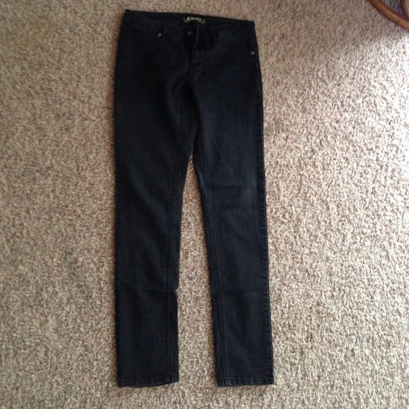 J Brand - d. Jeans black skinny jeans size 6 from Allison's closet ...