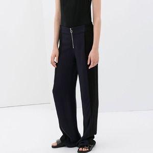 Zara Combined Wide Trousers