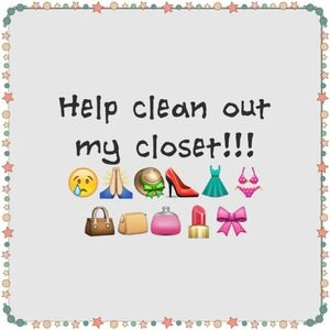 Image result for cleaning out my closet images
