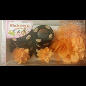 Pink Cookie Other - Headband & Leggings