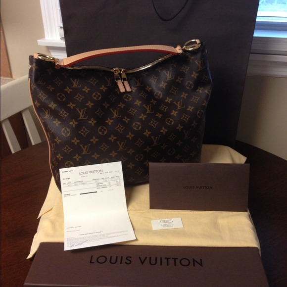 Used Michael Kors Handbags >> Louis Vuitton - Louis Vuitton Sully MM from Stephanie's ...