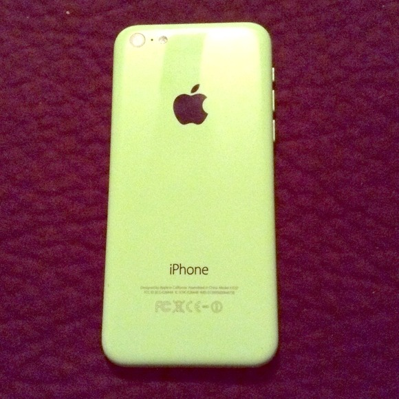 apple Other - ❌SOLD❌locally sold iPhone 5c. Lime green. Unlocked