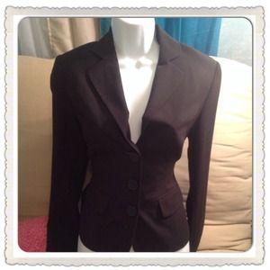 Kenzie sz 4 black blazer New.