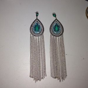 Gorgeous Teardrop Earrings