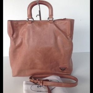 Authentic Prada Hobo Handbag