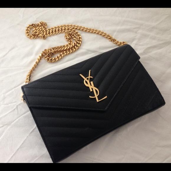 617570179ed6 ... shoulder bag clutch bag ysl .