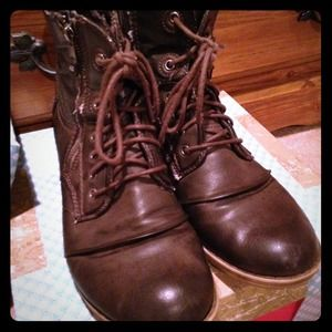 Boots!!! Love them so much bought 2pairs!!!!COC