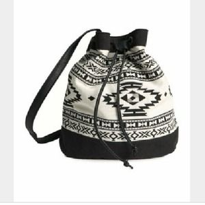 New tribal printed bag