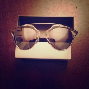Dior *Limited Edition* So Real Sunglasses