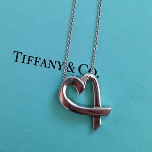 Tiffany and co paloma picasso loving heart earrings paloma picasso loving heart pendant tiffany co paloma picasso loving heart earrings aloadofball Gallery