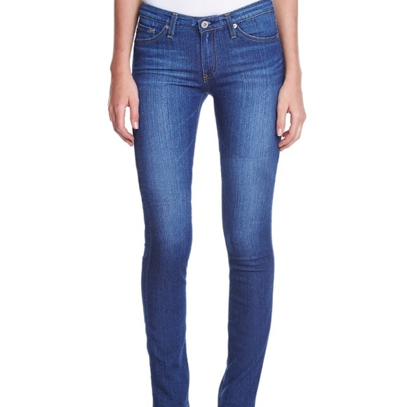 7706ee7e0a9 AG Adriano Goldschmied Jeans   Ag Premiere Skinny Straight Leg Sz 26 ...