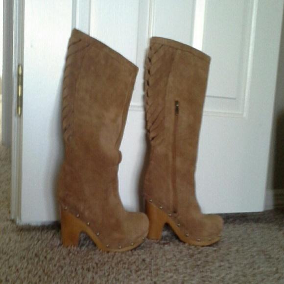 ugg boots platform