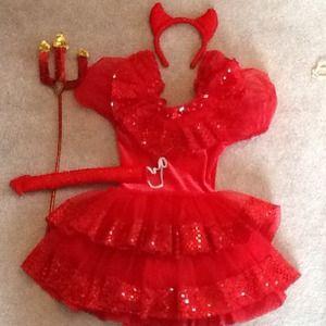 Other - Halloween custome. Little devil..