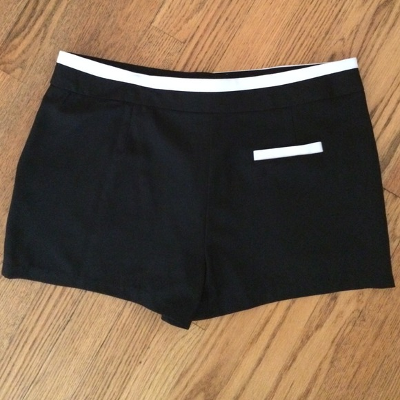 Black shorts with white trim*** bundled XL from Mal's closet on ...