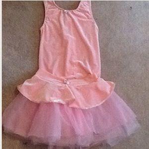 Other - Girls Pink Ballerina Halloween Costume