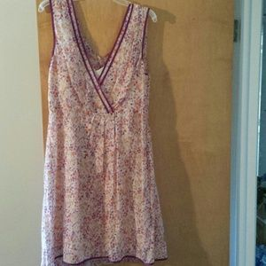 Ivanka Trump Floral Sundress