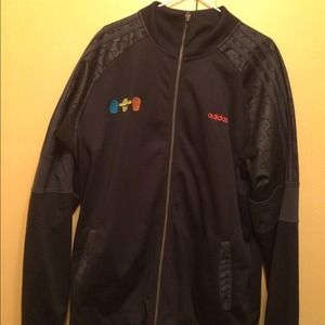 Adidas exclusive jacket  size XL men