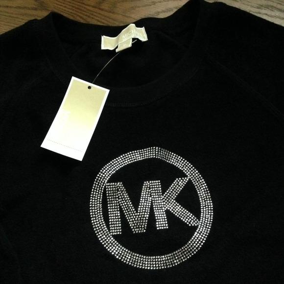 Michael Kors Sweaters , MK Black Sweater