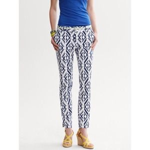 NEW Banana Republic Bold Print Pants