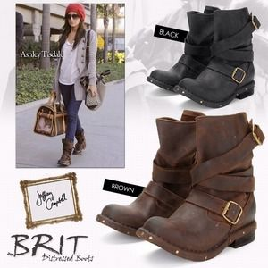 Jeffrey Campbell Brit boot nib