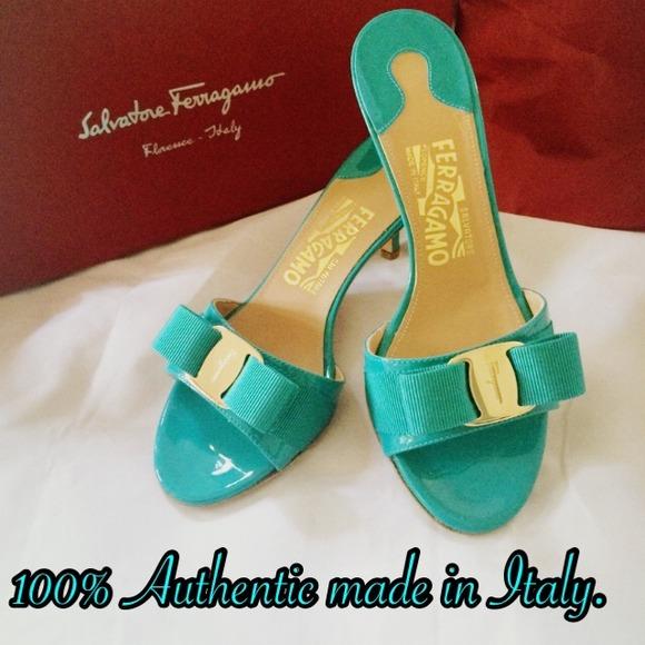 574d98c7a3 Salvatore Ferragamo Shoes | Low Price Nwb Ferragamo Glory Sandals ...