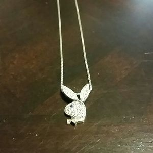 Playboy jewelry bunny necklace ordered from co poshmark playboy jewelry playboy bunny necklace ordered from playboy co aloadofball Image collections