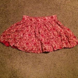 Twenty One Circle Skirt