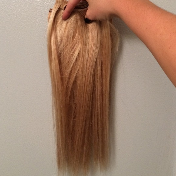Vienna Collection Other Reduced 100 Human Hairblonde Extensions