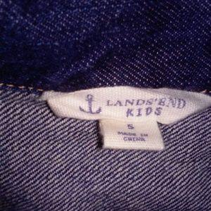 LANDS'END Jackets & Coats - Kids LANDS'END Jean Jacket