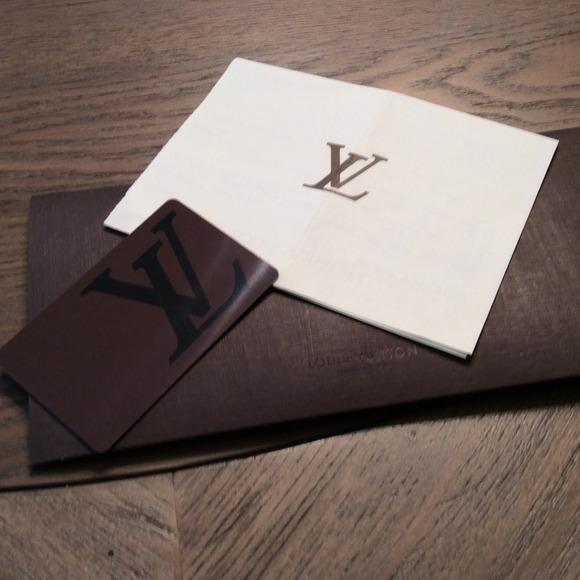 Louis Vuitton - Louis Vuitton Gift Card $514.10 from Sandra's ...