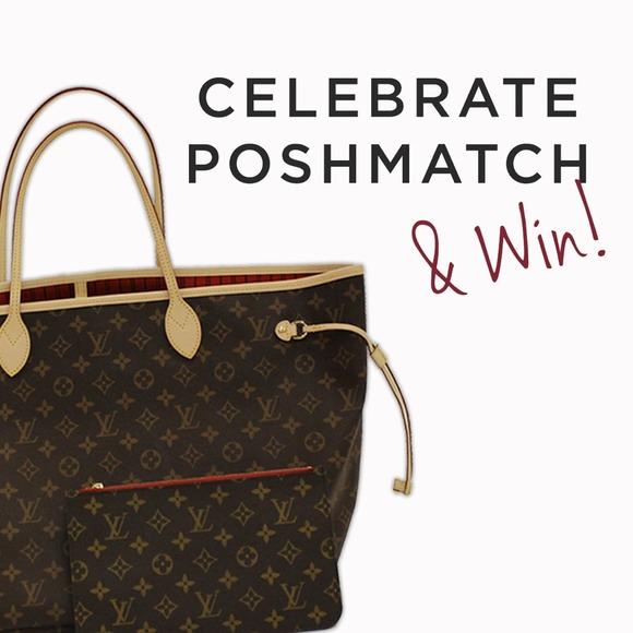 Win a shopping spree or a Louis Vuitton bag!