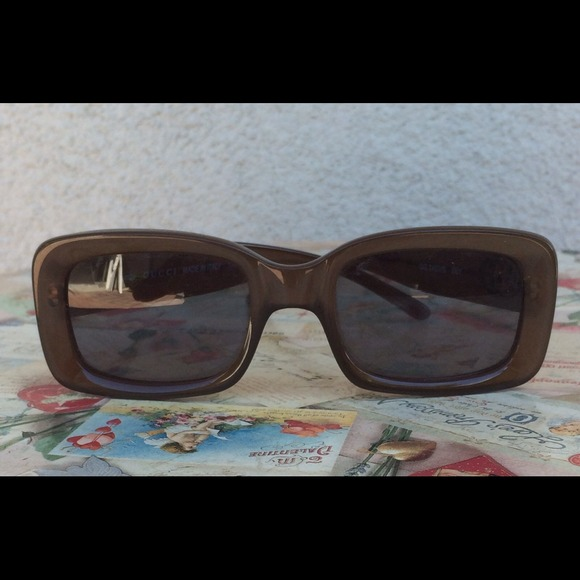 f7a7462d0f552 Gucci Accessories - Authentic Gucci Sunglasses Style   GG 2407 S