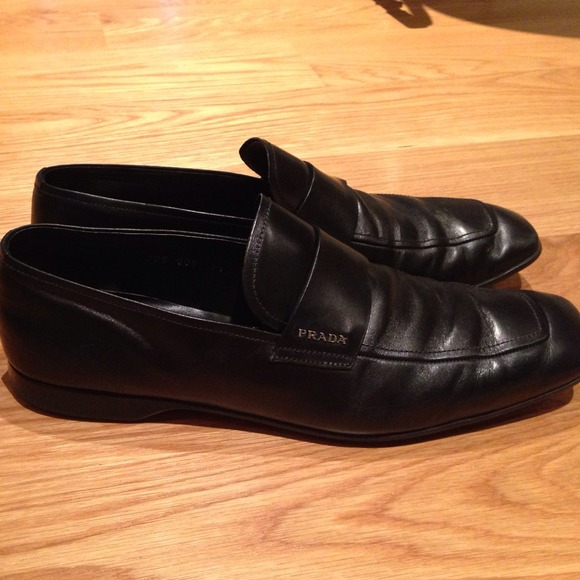 7833025a140 ... best mens prada loafers size 8 1 2 93e2b f72a9 coupon code for shoes ...