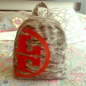 Tory Burch Handbags - Sold!! Authentic Tory Burch backpack
