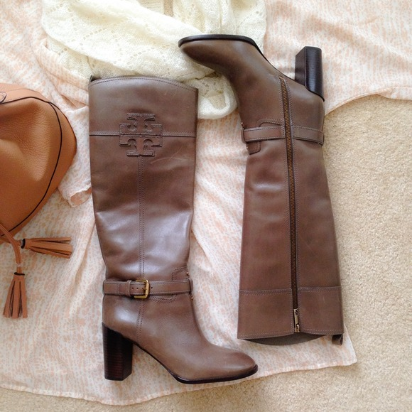 RESERVED! NEW* Tory Burch Riding Boot