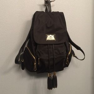 b8c908fd18 Juicy Couture Bags - 100%Auth Juicy couture nylon black backpack
