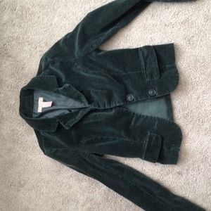 Forever 21 forest green blazer