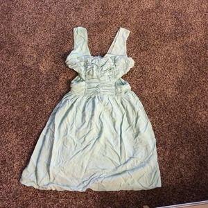 Charlotte Russe cutout dress