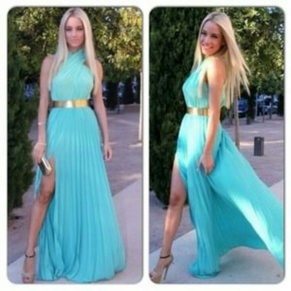 Beautiful Celeb Boho Summer Beach Maxi Dress S M L from Kimyaun's ...