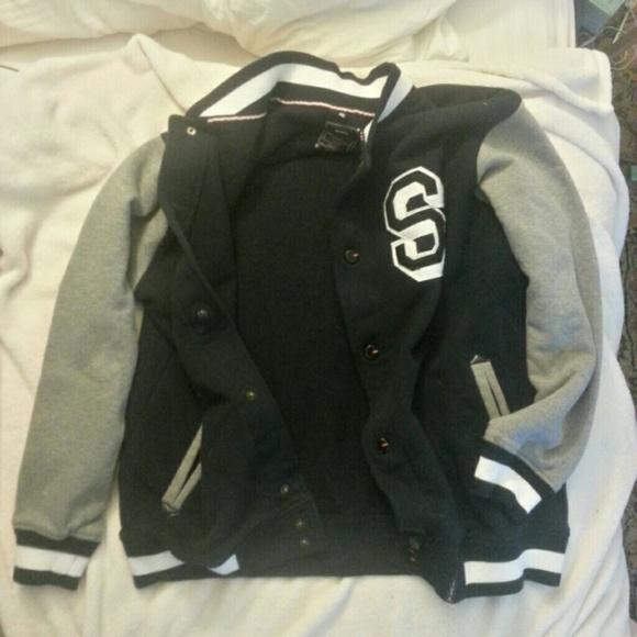f51fb5c706224 South Pole Jackets & Coats | Southpole Two Tone Varsity Jacket Xxl ...