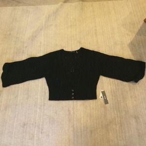 Maya  Sweaters - Maya cashmere cropped sweater