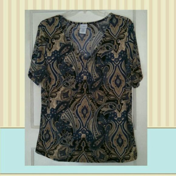 512bac8f02db01 Jaclyn Smith Tops - 2 shirt bundle for  aletao