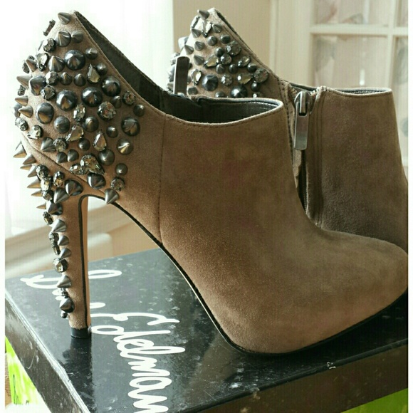 d1330116b SAM EDELMAN Renzo Studded Spiked Booties